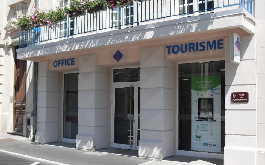 BUREAU D'INFORMATION TOURISTIQUE DE REMIREMONT