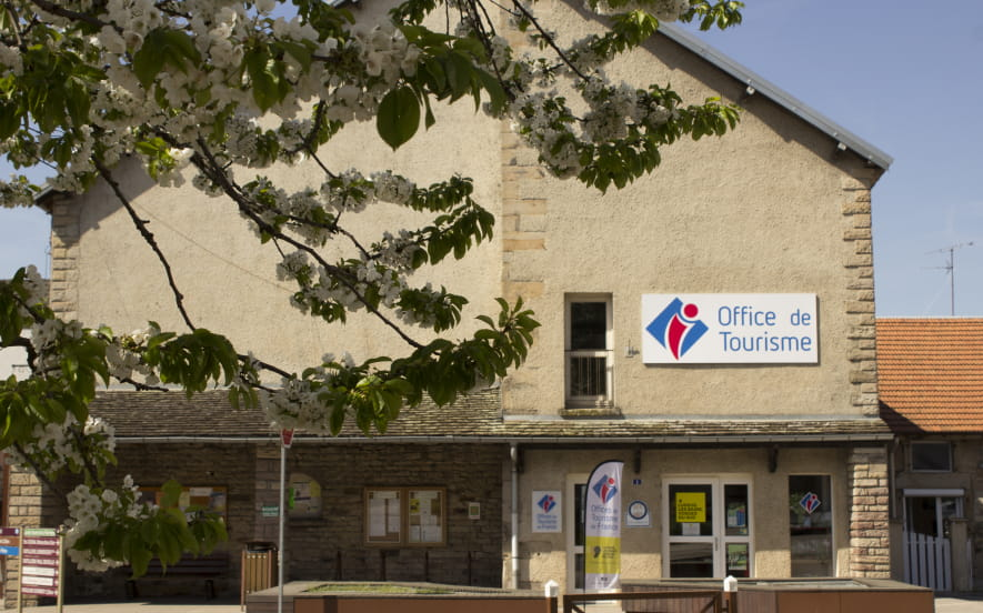 Bureau d'informations touristiques de Fougerolles