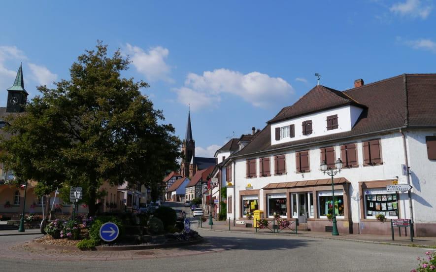 Office de Tourisme de l'Alsace Verte - Bureau d'information de Lembach