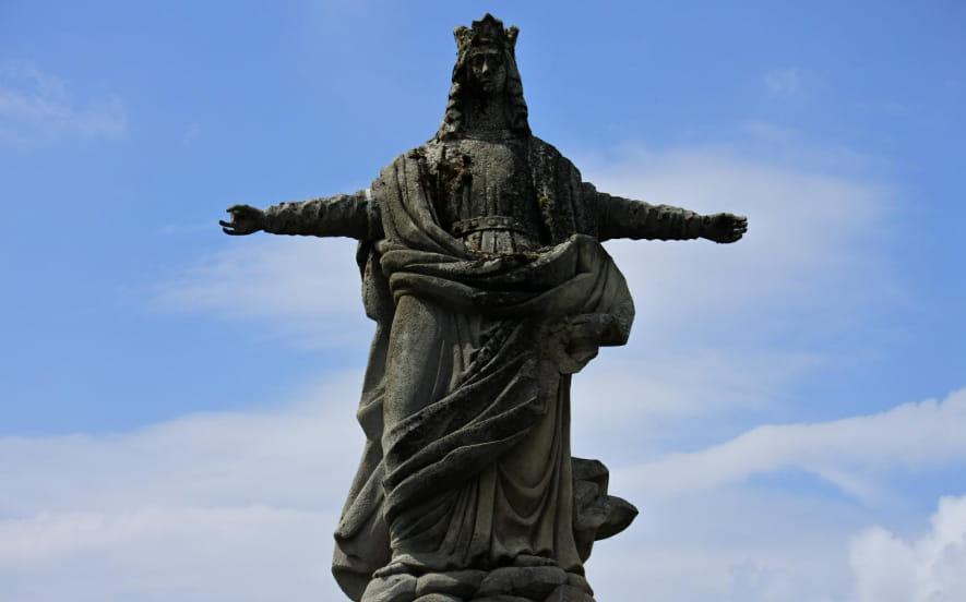 Vierge des neiges