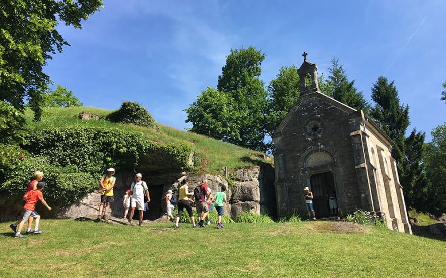 Circuit de randonnée pédestre - les 2 chapelles