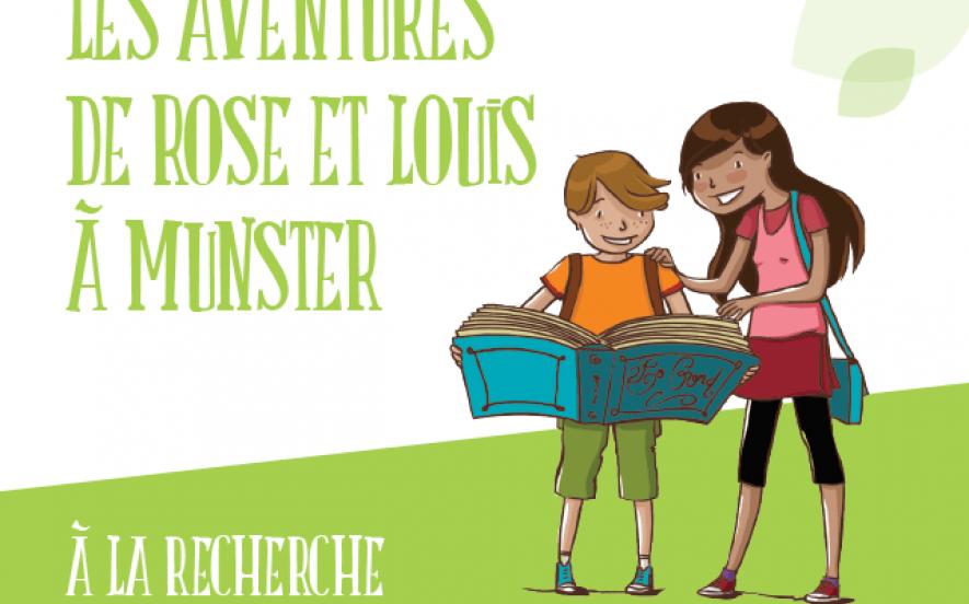 Jeu de piste en famille : Les aventures de Rose et Louis à Munster