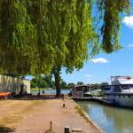 Port de la Jonction à Nevers