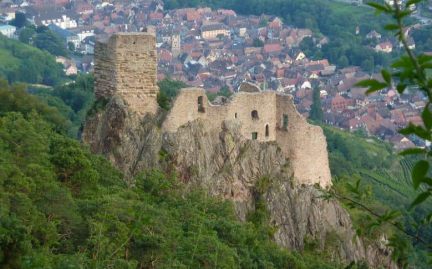Château de Girsberg