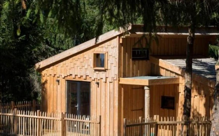 La cabane aux myrtilles