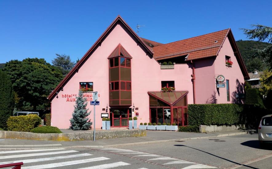 Hôtel-restaurant Aux Sapins