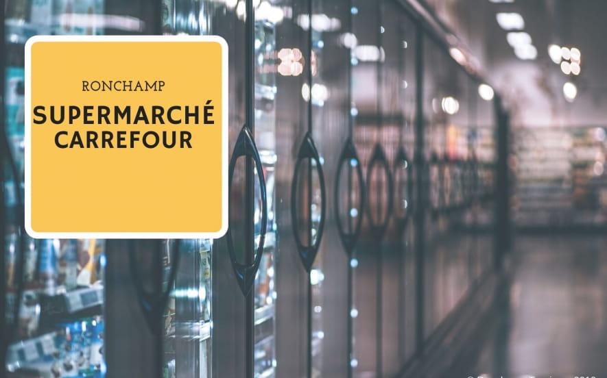 Supermarché Carrefour Contact