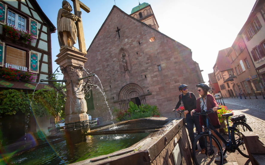 Cyclo balade (Randonnée vélo sans bagages)