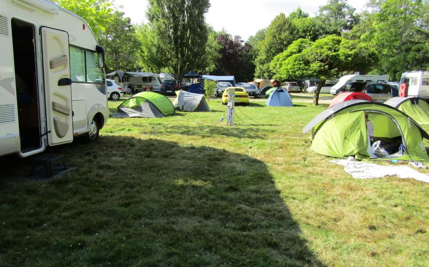 Camping des Lancières