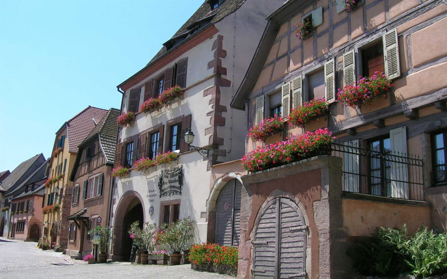 Balade ludique à Gueberschwihr