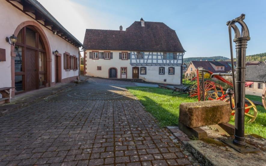 Maison de l'histoire et des traditions de la Haute-Moder