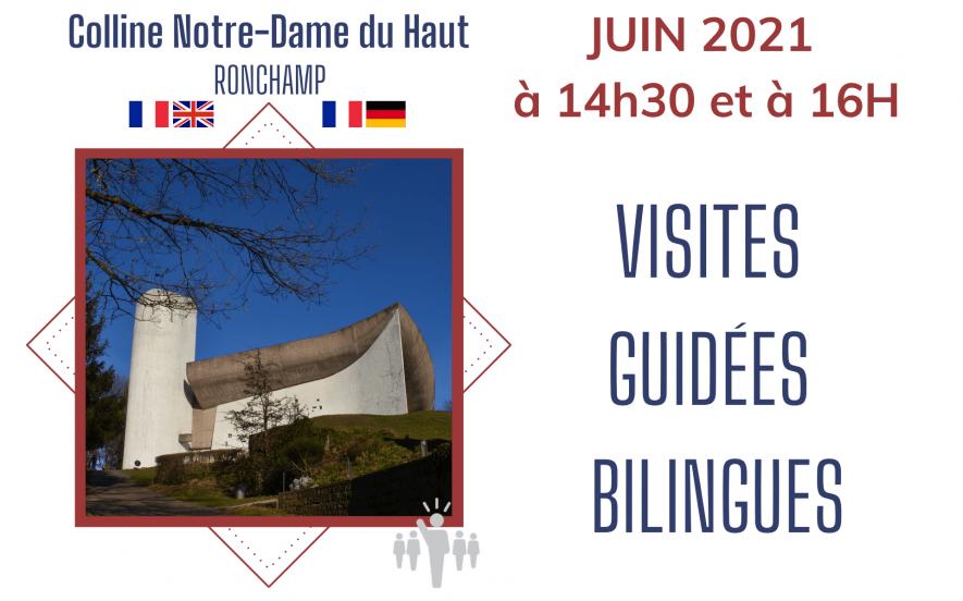 Visites guidées découvertes bilingues