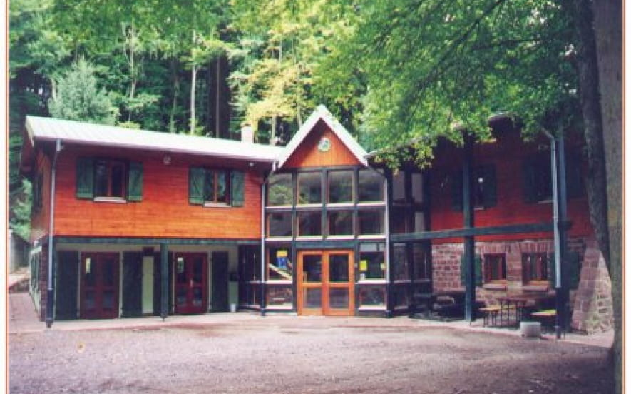 Chalet du Club Vosgien - Refuge de Lembach