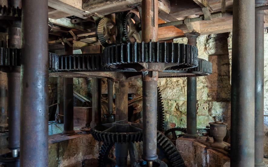 Le moulin de Courtelevant
