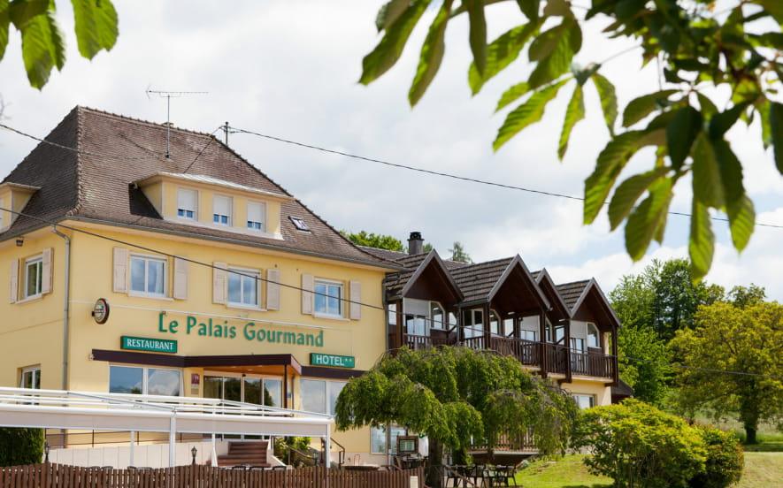 Restaurant Le Palais Gourmand