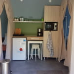 MOBILHOME COCO SWEET AU CAMPING LES BOULEAUX