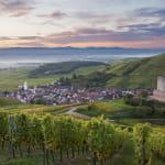 Route des Châteaux et Cités fortifiées d'Alsace