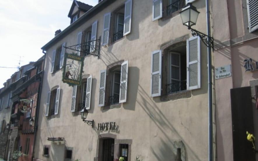 Hôtel Berceau du Vigneron