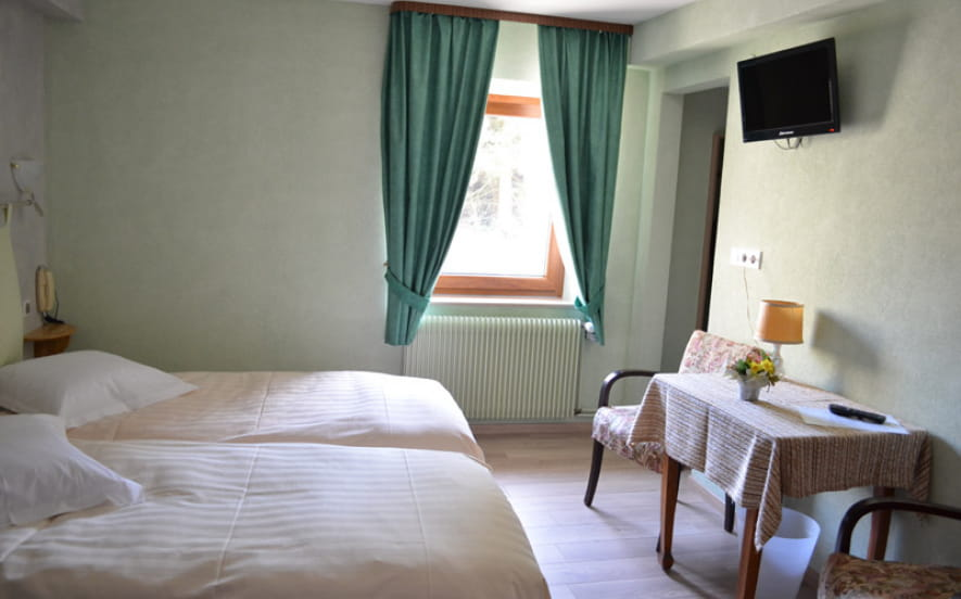 HOTEL RESTAURANT DES VOSGES LA HOUBE