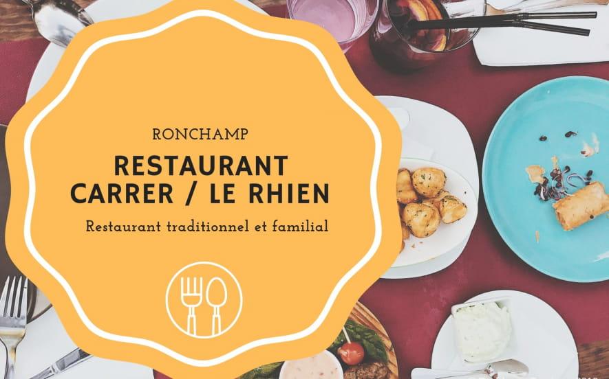 Restaurant CARRER