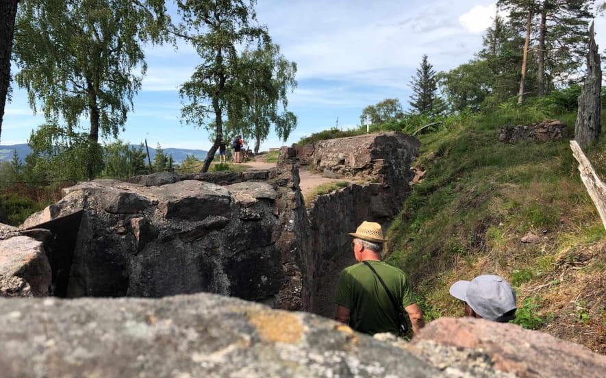 Le Lac Blanc et ses alentours: Terre de mémoire