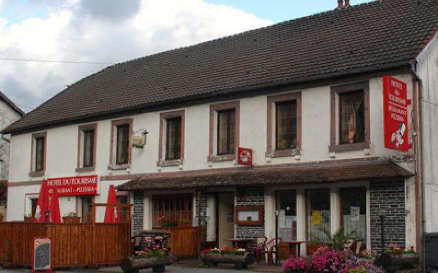 Hôtel restaurant le tourisme