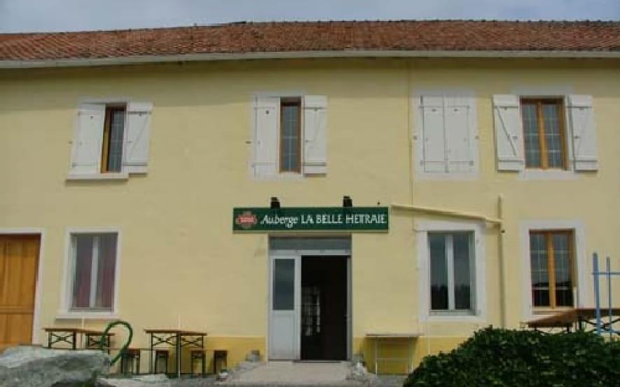 Auberge restaurant la belle hêtraie