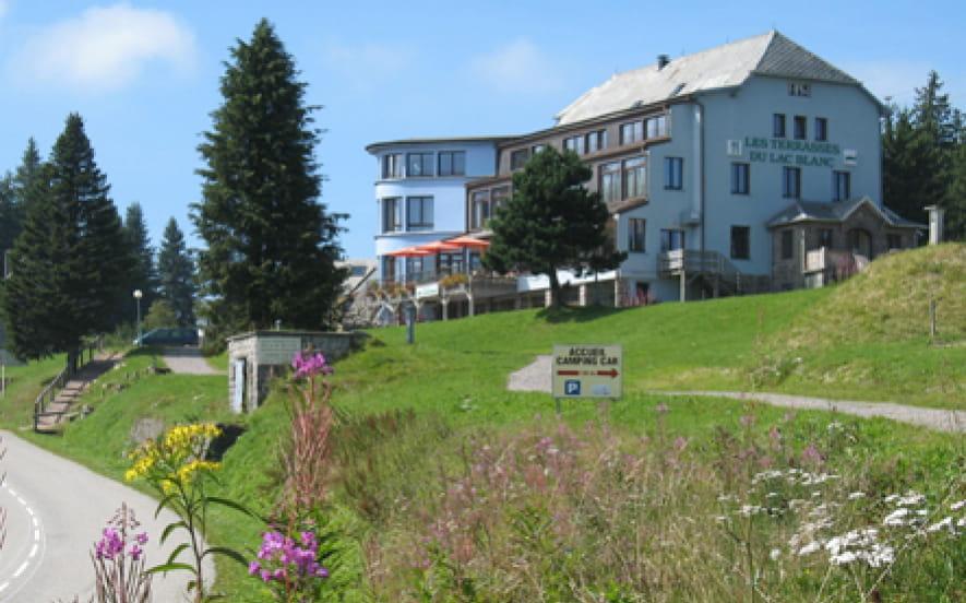 Hôtel-restaurant Les Terrasses du Lac Blanc