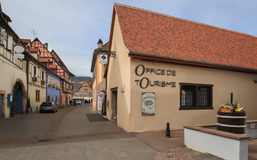 Office de Tourisme du Pays d'Eguisheim et de Rouffach - Bureau d'Eguisheim