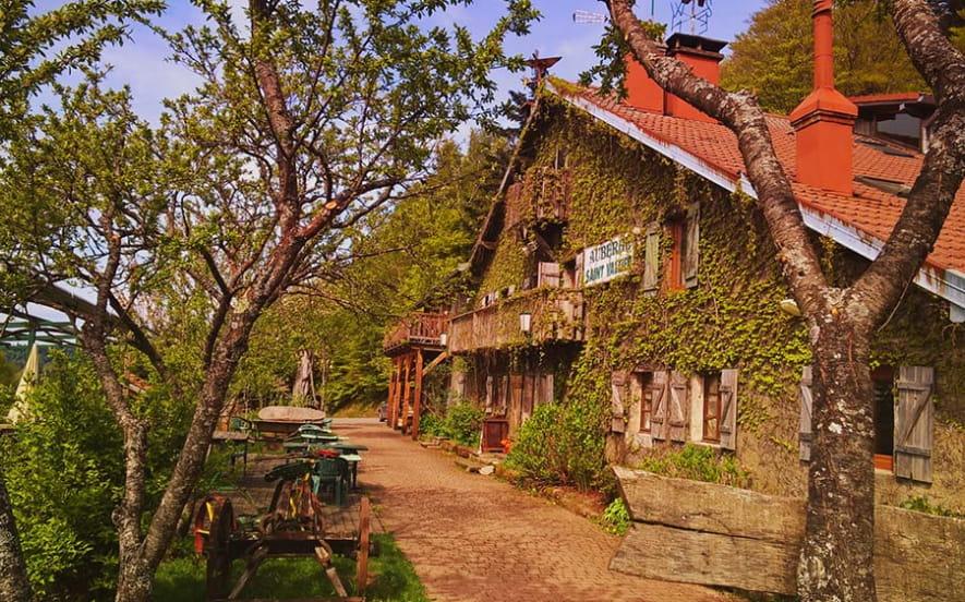 Auberge de la Ferme Saint-Vallier