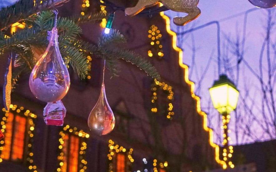 En attendant Noël en Alsace