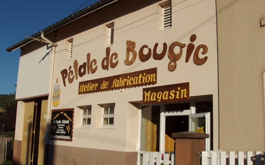 PETALE DE BOUGIE