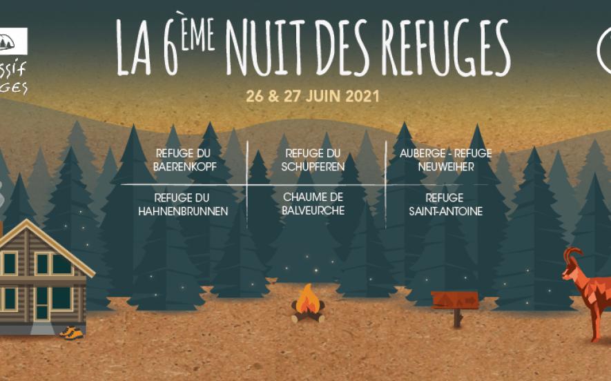 La Nuit des Refuges - 6e édition