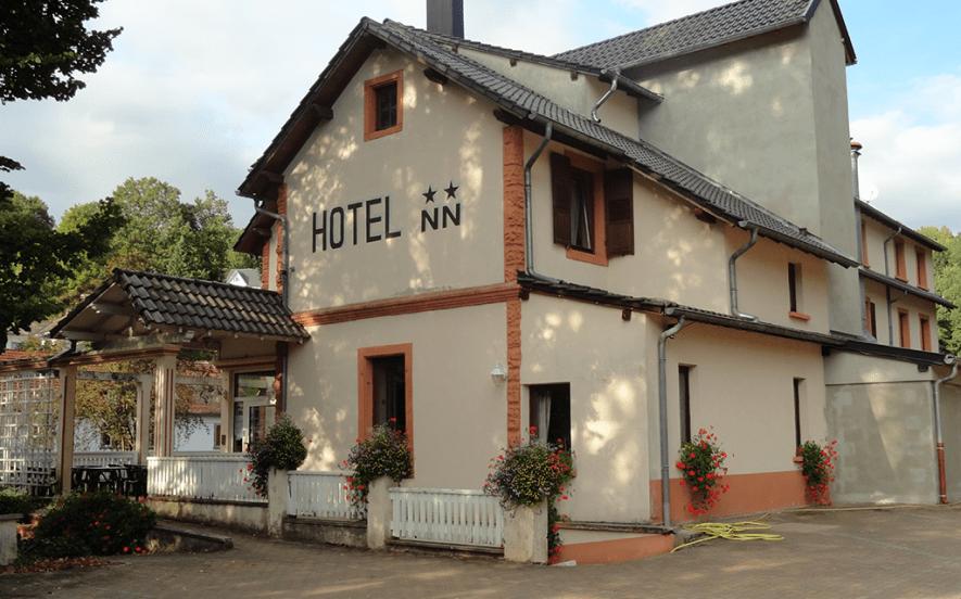 HOTEL L'AUBERGE DES MESANGES