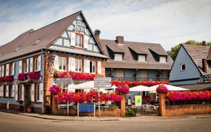 Restaurant Aux Comtes de Hanau