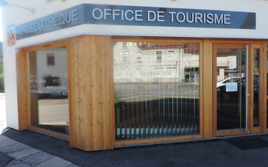 BUREAU D'INFORMATION TOURISTIQUE DE SAULXURES SUR MOSELOTTE