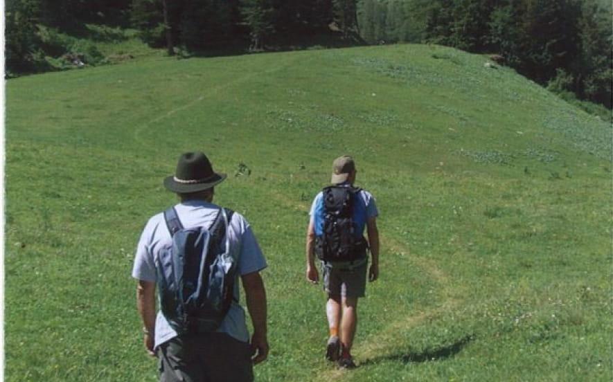 Accompagnateur en montagne Côté Vosges