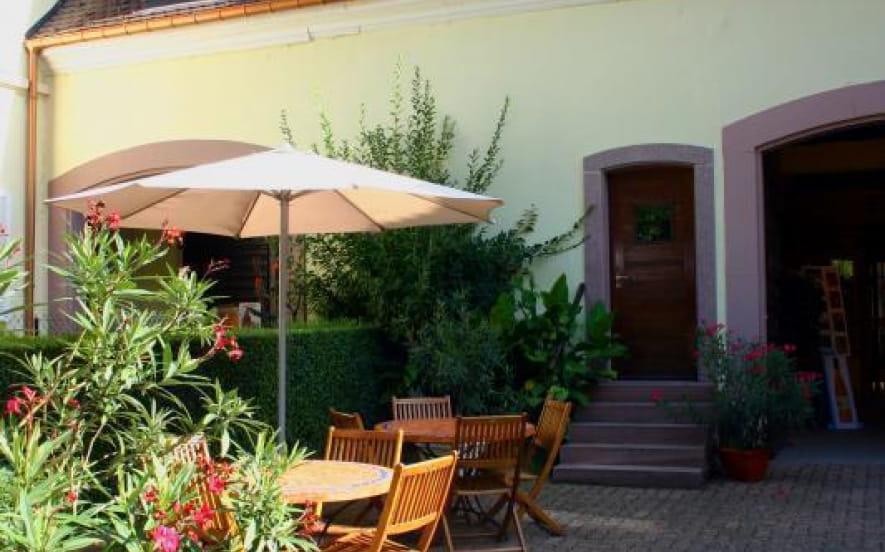 Location saisonnière KLEIN Auguste / Abricot