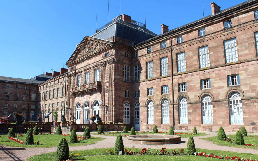 Séminaire au Château des Rohan