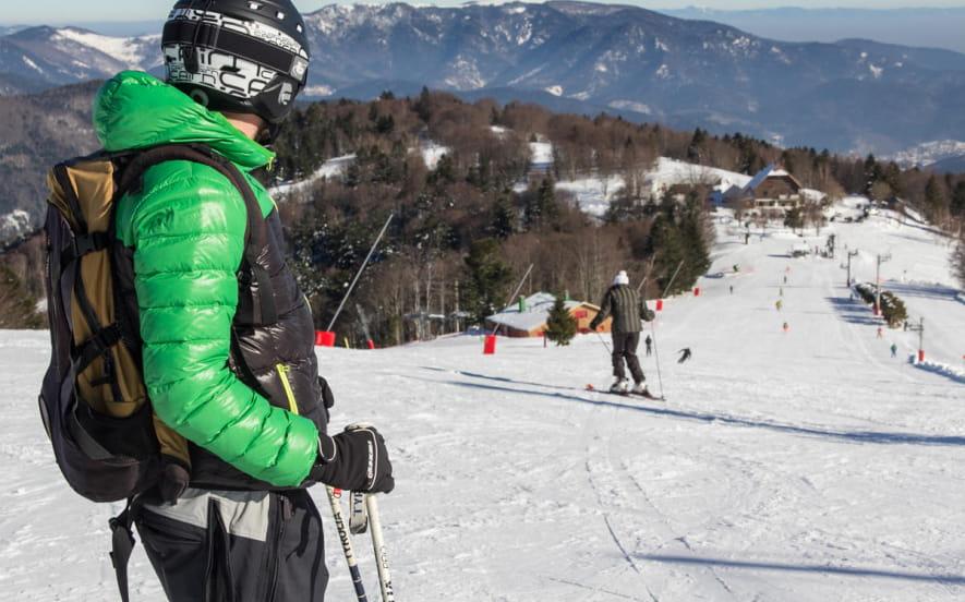 Station de ski alpin du Ballon d'Alsace