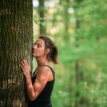 Manuela Peschmann - Guide en thérapie forestière et sophrologue