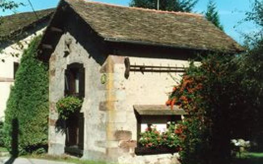 Fougerolles - Larriere yvette