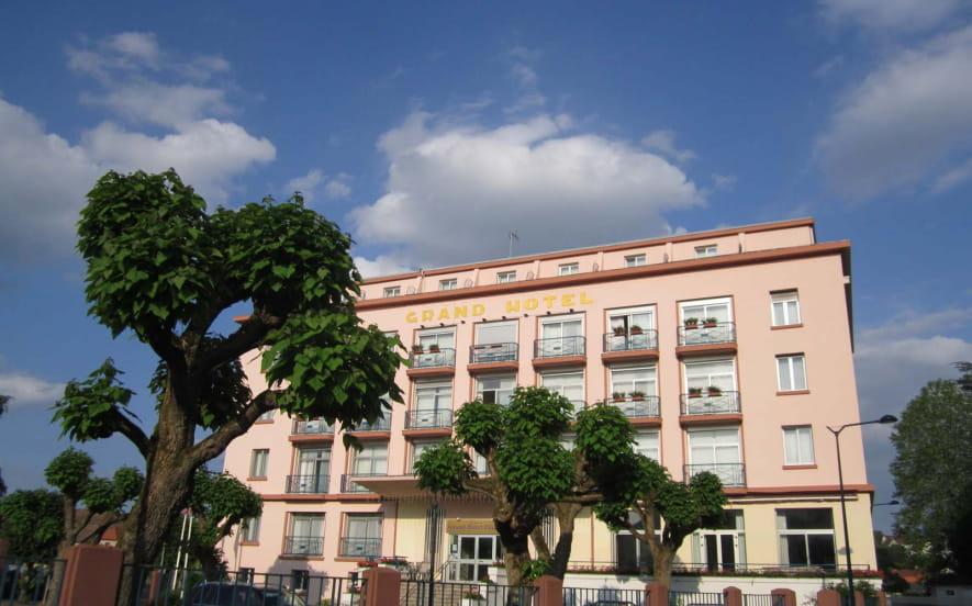 Le Grand Hôtel Filippo