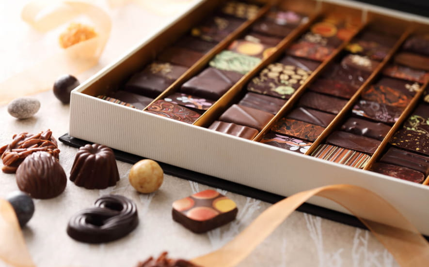Chocolaterie confiserie Strackar
