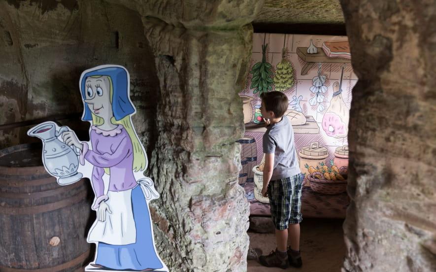 Fleckenstein, le Château des Défis