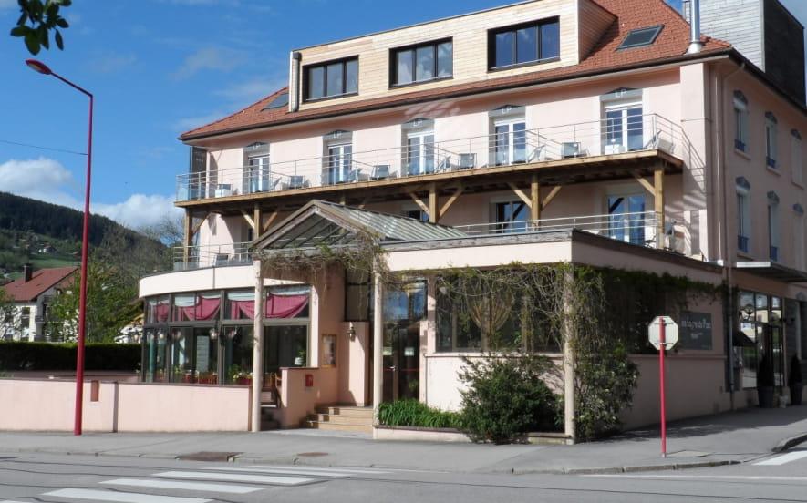 HOTEL LES LOGES DU PARC