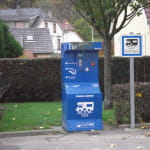 Aire de service pour camping-car de Willer-sur-Thur