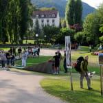 Golf sur pistes - 18 trous