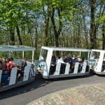 Petit train touristique de Besançon