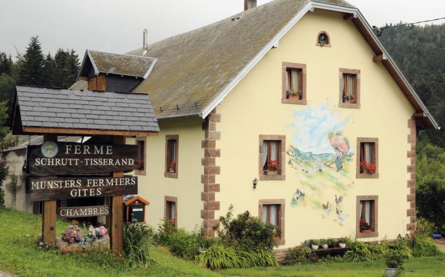 Madame SCHRUTT-TISSERAND Marie-Noelle - Gite à la ferme 2